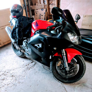 2000 Honda CBR Fireblade 929