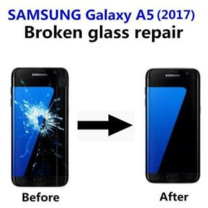 Samsung Galaxy A5 2017 cracked screen display LCD repair FAST **
