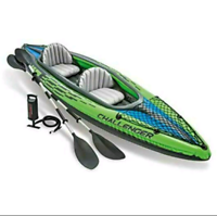 NEW Inflatable Two Person Kayak