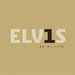 Elvis Presley-30 #1 Hits cd-Mint condition cd