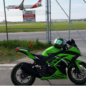 New 2014 Special Edition Ninja 300 ABS