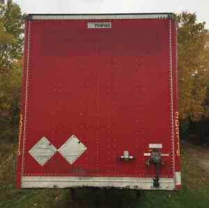 2003 Manac 94353105 Trailer West Island Greater Montréal image 2
