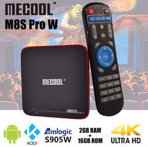 M8s Pro W best 2018 Android tv box