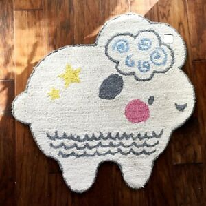 Decorative Animal Area Rug - UNSOLD AUCTION ITEM