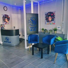 Salon chair, Nail Station & Beauty room rental