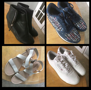 Lot of shoes size 11