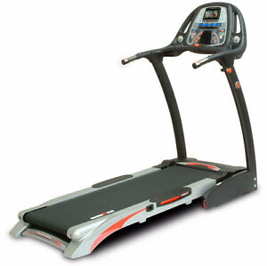 Ironman Legacy Treadmill with 7 inch LCD TV Screen