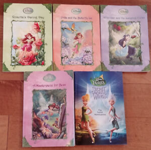5 Disney Fairies children's books