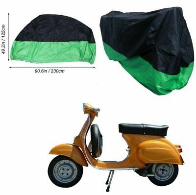 Motorcycle Cover Waterproof Outdoor Motorbike Scooter All Weather Protection -