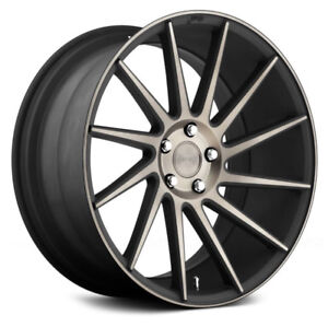 20x10.5; 20x9 Staggered Wheels