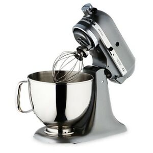 Black Kitchen Aid Artesian Mixer