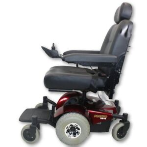 Invacare Pronto M71 Power Wheelchair ( Red ) like New