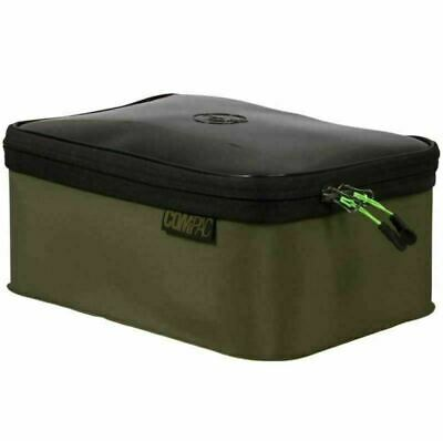 Korda NEW Compac 220 -KLUG08- Carp Fishing Tackle Box Storage