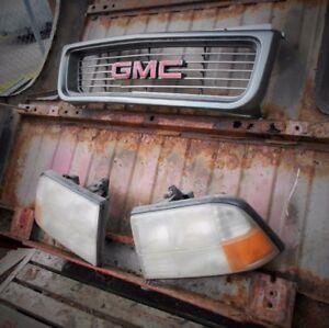 Chevy S10 , Sanoma, misc .parts