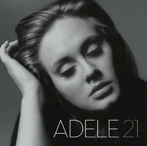 Adele-21-Like new + bonus cd
