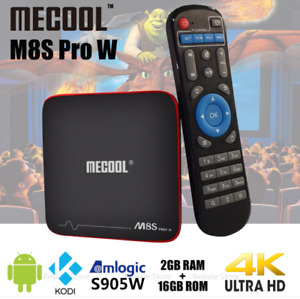 M8s W pro 2018 Newest Android TV box