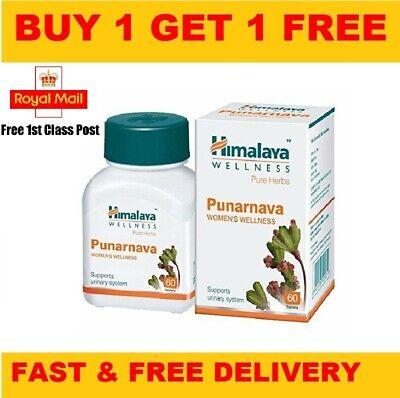 Himalaya Punarnava Herbals Women Wellness Nourish Efficient Kidney Function | 60