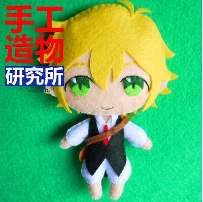 Anime The Seven Deadly Sins Nanatsu no Taizai Costume DIY Doll keychain Materia (Diy Anime Costume)