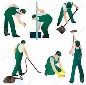 Caretaker / Office Cleaner