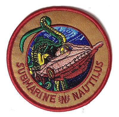 20,000 Leagues Under Sea Nautilus Logo 3.5