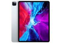 iPad Pro 12.9 128gb silver brand new in box unused