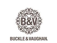 Buckle & Vaughan - Senior CDP - Modern British High Volume Restaurant