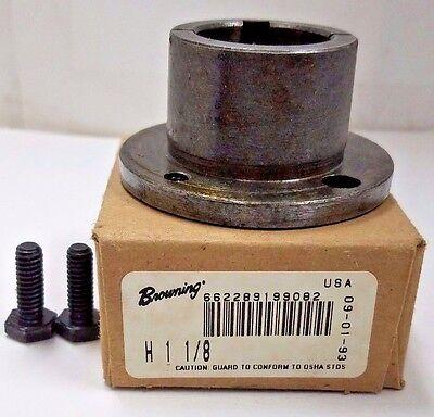 Browning (Regal) H x 1-1/8, Split Taper Bushing, 1 1/8 in. Bore