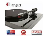 Pro-Ject Debut Carbon turntable 2m Red Ortofon