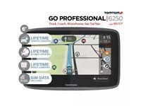 TomTom Truck Sat Nav Go Professional 6250