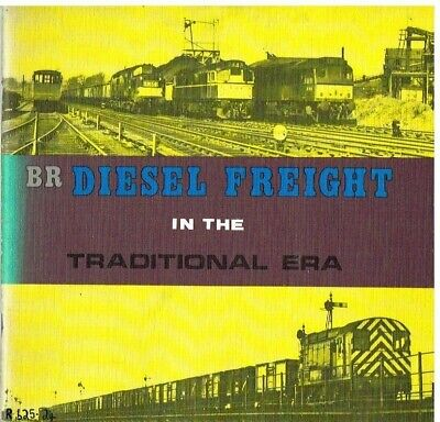 BR CL. 03 08 20 25 31 33 37 40 44 47 52 LOCOs ON FREIGHT DUTIES DURING 70s BOOK