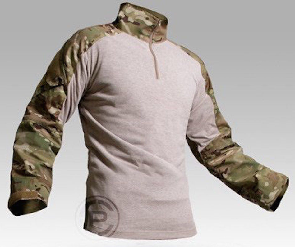 Crye Precision G2 Multicam Combat Shirt Army Custom AC Made By CRYE