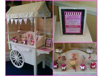 Sweet Cart & Post Box Hire - Holmfirth West Yorkshire