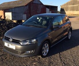 Volkswagen Polo 1.4 Match 3dr with 11 months MOT!