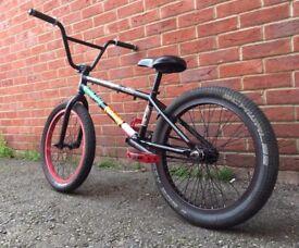 Customised Stunt BMX - Excellent Condition