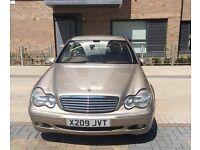 Mercedes Benz C200 Elegance