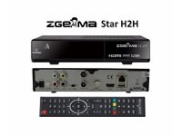Brand New zgemma combo tuner box, no Line/builds added just standard box