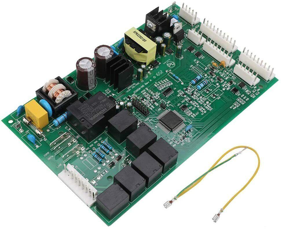 GE WR55X10942P Refrigerator Main Control Board WR55X10942 ONE YEAR WARRANTY