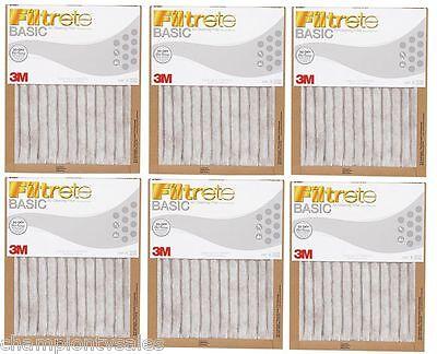 16x20x1 Filtrete Filter (6-PK 16
