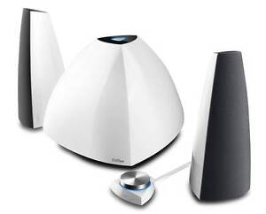 Edifier Prisma Bluetooth Speakers - White (E3350BT) Carlton Melbourne City Preview