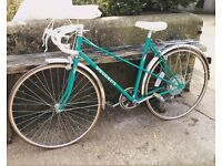 PEUGEOT LADIES BIKE GREAT CONDITION GREEN