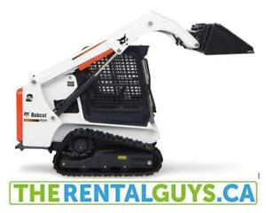 Bobcat Rentals - FREE DELIVERY AND PICK UP!!!