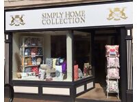 SIMPLY HOME COLLECTION - Cushion Covers, Filling, Bed Linen, Towels, Materials Etc...