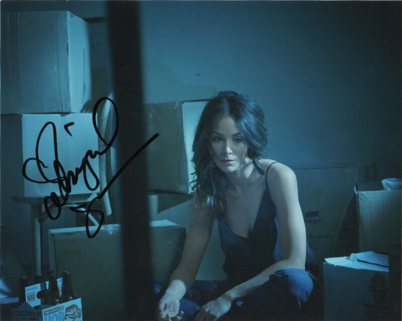 Abigail Spencer Autographed Signed 8x10 Photo COA  #2