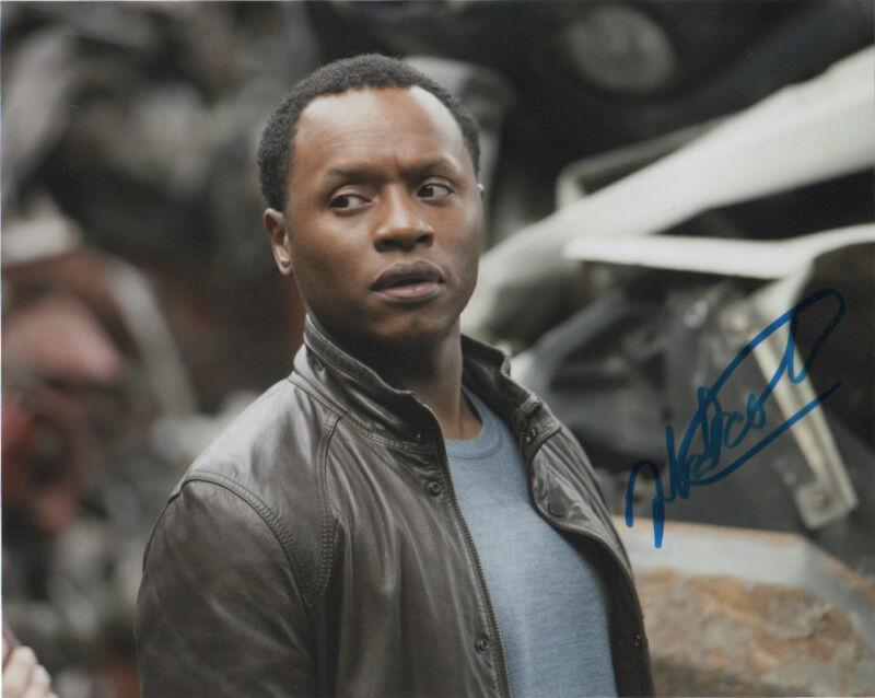 Malcolm Goodwin iZombie Autographed Signed 8x10 Photo COA