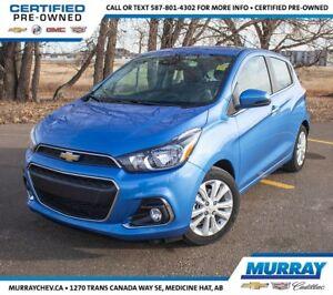2018 Chevrolet Spark LT 2LT Auto *Heated Seats *Sunroof