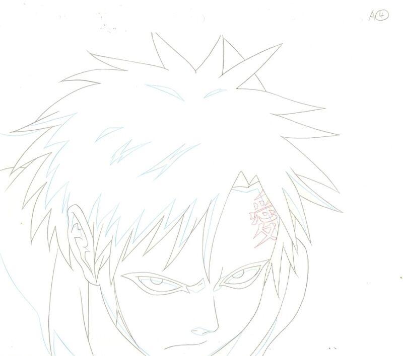 Anime Douga not Cel Naruto #316