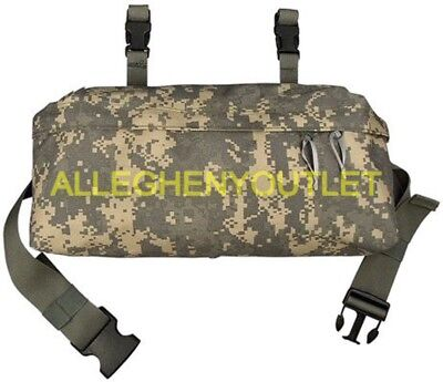 - NEW MOLLE II Waist Pack Pouch – Butt / Fanny Hip Bag - ACU Camo – US Military