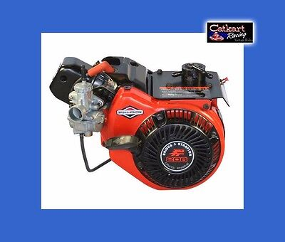 BRIGGS ANIMAL LO206 LOCAL OPTION RACING ENGINE LOC 206 GO KART OHV MOTOR for sale  Shipping to Canada