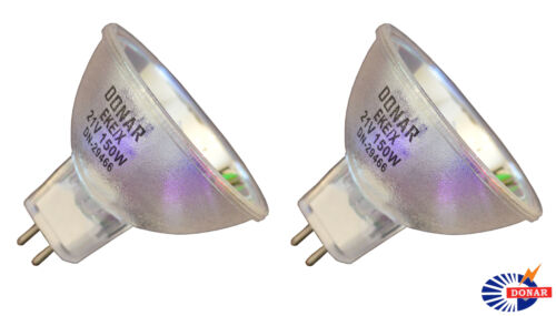 2pcs 21V 150W Replacement Bulb for Optispec MP35030 Light Source ACE 65336