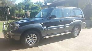 2005 Hyundai Terracan Wagon Brassall Ipswich City Preview
